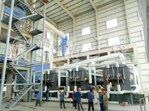 奥斯盾概况,低温污泥干化机,低温污泥干化机厂家