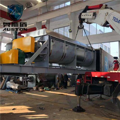 WNG-80污泥干燥系统发货(印尼客户购入)